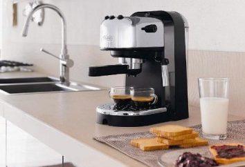 """Smart"" elektrische Kaffeemaschine Delonghi Magnifica. einzigartiger Assistent"