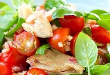 saladas de verão – um armazém de vitaminas para o ano inteiro!