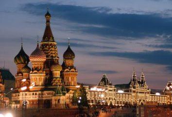 Où aller en février en Russie. Vacances en février