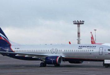 """Aeroflot"": la flotta aziendale"