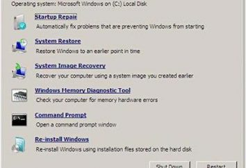 Komputer jest ładowany przez długi czas (Windows 7), co robić?
