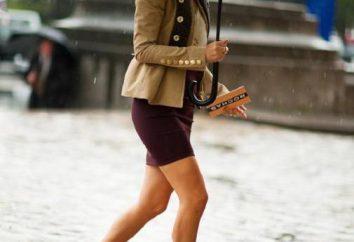 Co do noszenia z Porady bordowy spódnica i kombinacji