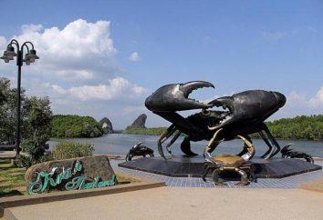 Atrações descrição Krabi