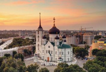 """""""Voronezh – Moscow"""": calendário de trens e ônibus"""