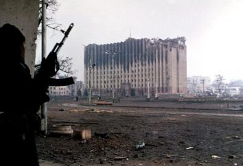 31 de diciembre de 1994, la toma de Grozni. La primera guerra de Chechenia
