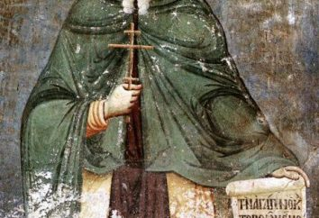 Révérend Afanasiy Afonsky: biographie, l'histoire, l'icône et la prière