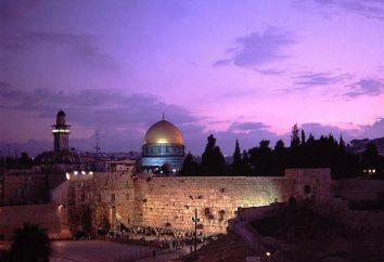 Ściana Płaczu w Jerozolimie. Izrael Ściana Płaczu