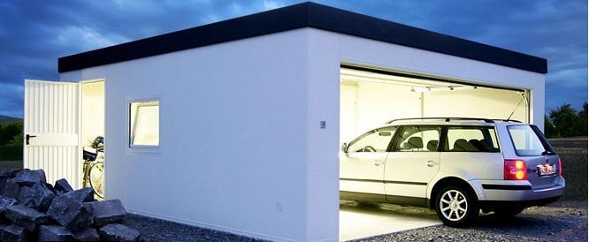 Costruire un garage di pannelli sandwich con le proprie mani for Un garage per auto con appartamento