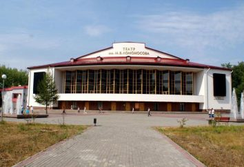 Dramat (Archangielsk): repertuar bilety Troupe
