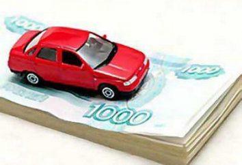 Taxa de transporte na região de Rostov. Imposto de transporte para pessoas jurídicas