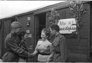"""""""Per la cattura di Königsberg"""": medaglia per gli eroi"""