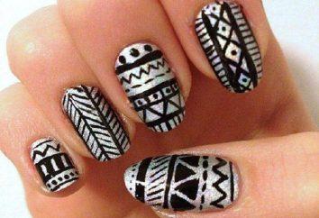 Anna Gorelova: opzioni manicure, una raccolta di vernici Danza Legenda