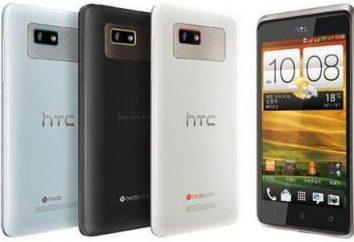 Telefon HTC Desire 400: dane techniczne, opinie i zdjęcia