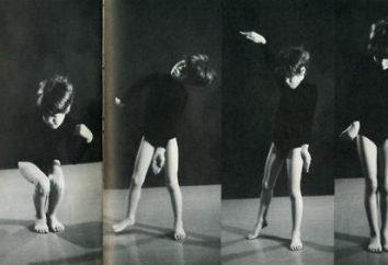 Mouvement pour la danse. Mouvement pour la danse des enfants