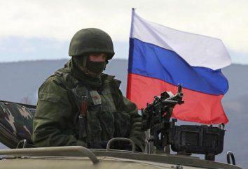 Che prevede norme per le truppe russe a Fizeau