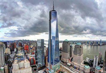 Freedom Tower, uma das principais atrações de Nova York
