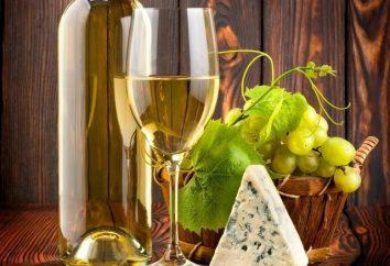 Jak gotować w domu wino z białych winogron