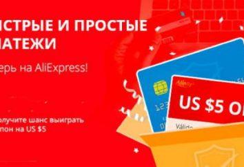 """trucos de compras de Internet: cómo pagar por """"Aliekspress"""" a través de tarjeta de Sberbank?"""