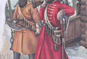 Streletsky revolta (1682): causas, resultados