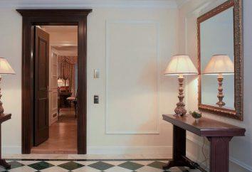 carrelage de sol dans le couloir: idées de conception