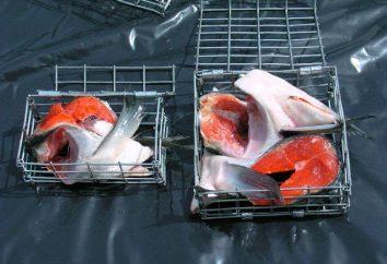 Appât pour écrevisses – poisson ou de l'ail?