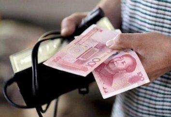 Valuta RMB – i soldi del popolo cinese