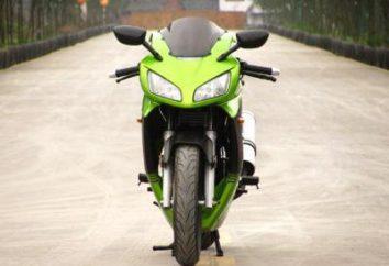 """Motocykl """"Omaks-250"""": Funkcje i specyfikacje opinii"""