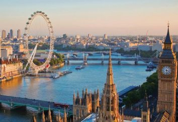 Weryfikuje GMT: różnica czasu między Moskwą a Londynem