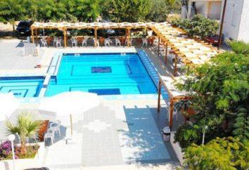 Aphroditi Hotel 3 * (Chalkidiki): opis hotelu, oceny