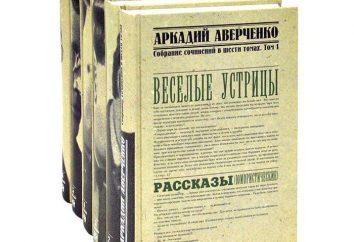 Writer Averchenko Arkady Timofeevich: biografia, dispone di fatti interessanti e creativi