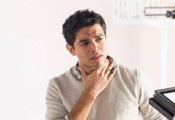 Niedowład strun głosowych: przyczyny, objawy i leczenie