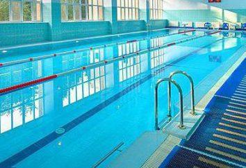 Pool Odintsovo: Adresse, Öffnungszeiten
