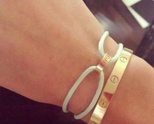 """Armband """"Cartier"""" – historische Moderne"""