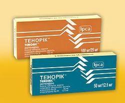 """presión """"Tenorik"""". """"Tenorik"""": Los efectos secundarios, la descripción, el usuario, la aplicación, contraindicaciones"""