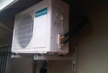 Split-sistema di aria condizionata o – ciò che è più efficace?