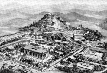 Dove si trova il luogo di nascita dei Giochi Olimpici