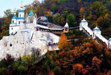 montanhas calcárias – milagre snow-white da natureza. Exemplos giz montanhas em russo