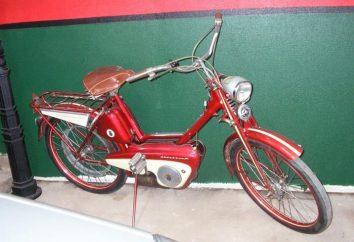 Niezwykłe zmotoryzowany rower