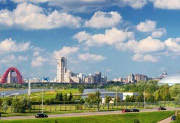 Gute Bereiche, in Moskau zu leben. Ranking der besten Gegenden in Moskau leben