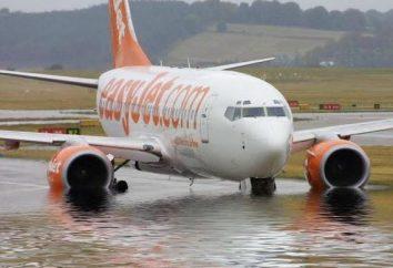 Easyjet Airline Comentarios: y