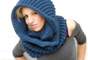 foulard sur la tête: le nom et quoi porter?