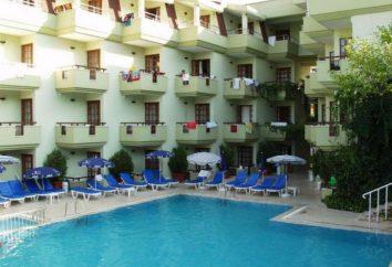 Comentários sobre o hotel Ares City Hotel 3 *, Kemer (Kemer)