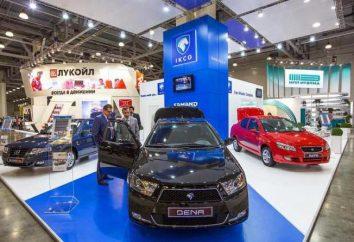 Moscow International Motor Show: Photo & opinioni