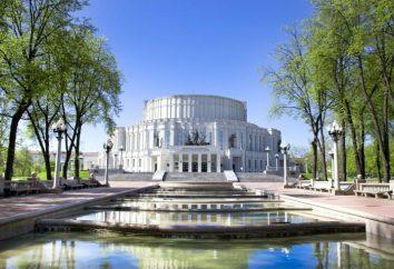Bolszoj Teatr Opery i Baletu (Mińsk) – największa na Białorusi