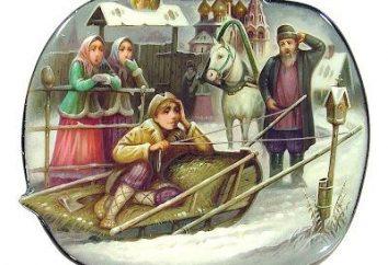 Contes des gens paresseux dans le folklore et la littérature