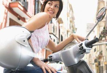 Quanti anni può guidare uno scooter, un ciclomotore, una moto?