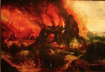 Sodoma y Gomorra: valor Fraseologismo, la historia y la leyenda bíblica