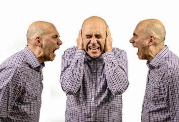kroki schizofrenia opisu, cechy charakterystyczne i szczegóły obróbki