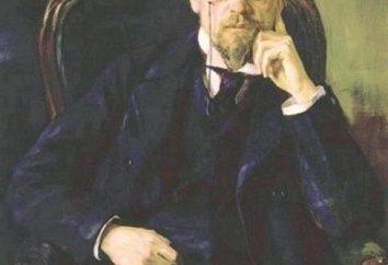 """L'idea della storia (sintesi) di """"uva spina"""" di Cechov"""