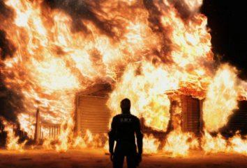 Interprétation des rêves: maison est en feu. Cela laisse présager un rêve?